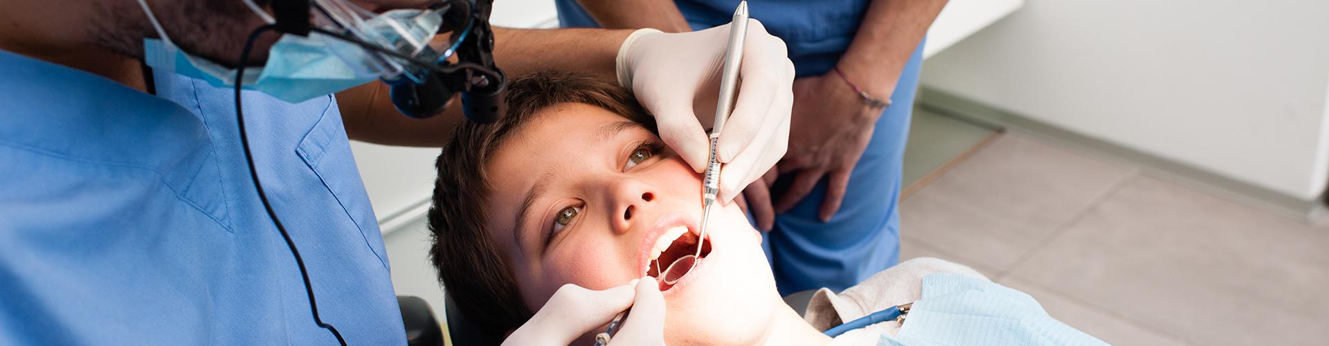 Клиника кариеса и пульпита у детей